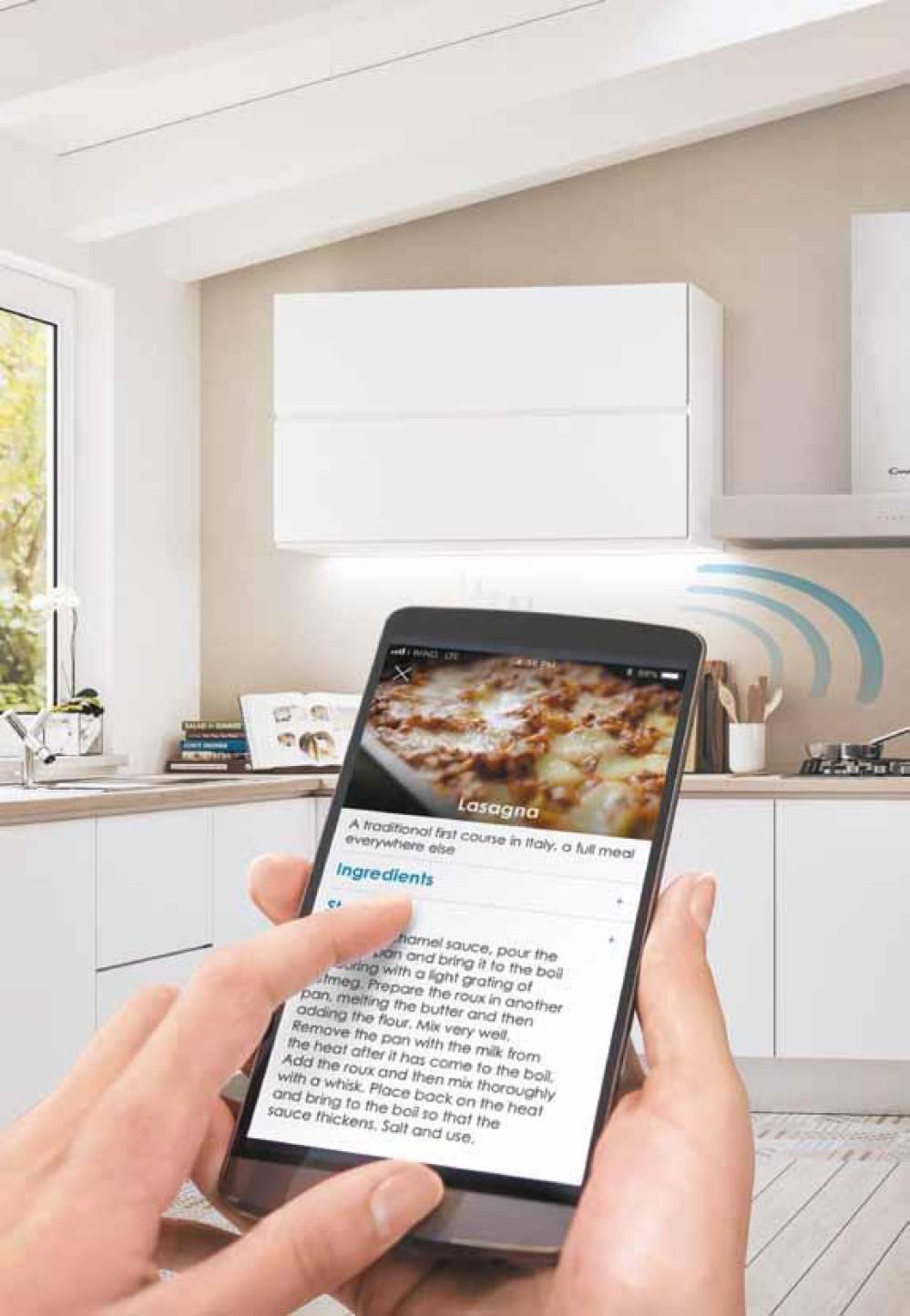 "Candy Timeless: Έξυπνοι φούρνοι που ""μιλούν"" με το smartphone σου"