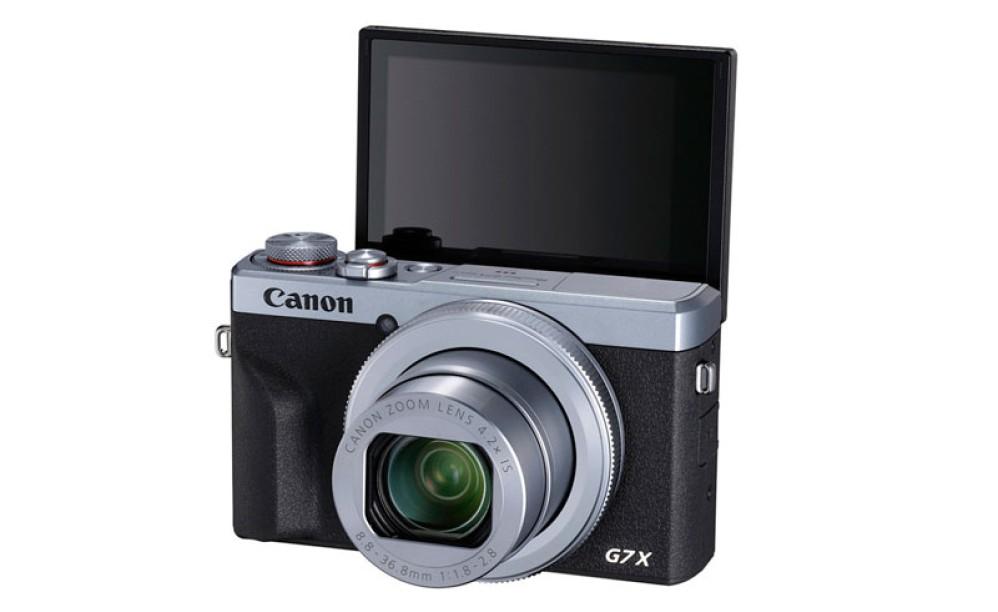 Canon PowerShot G7 X III και G5 X II, δύο νέες compact κάμερες για vloggers και Instagramers