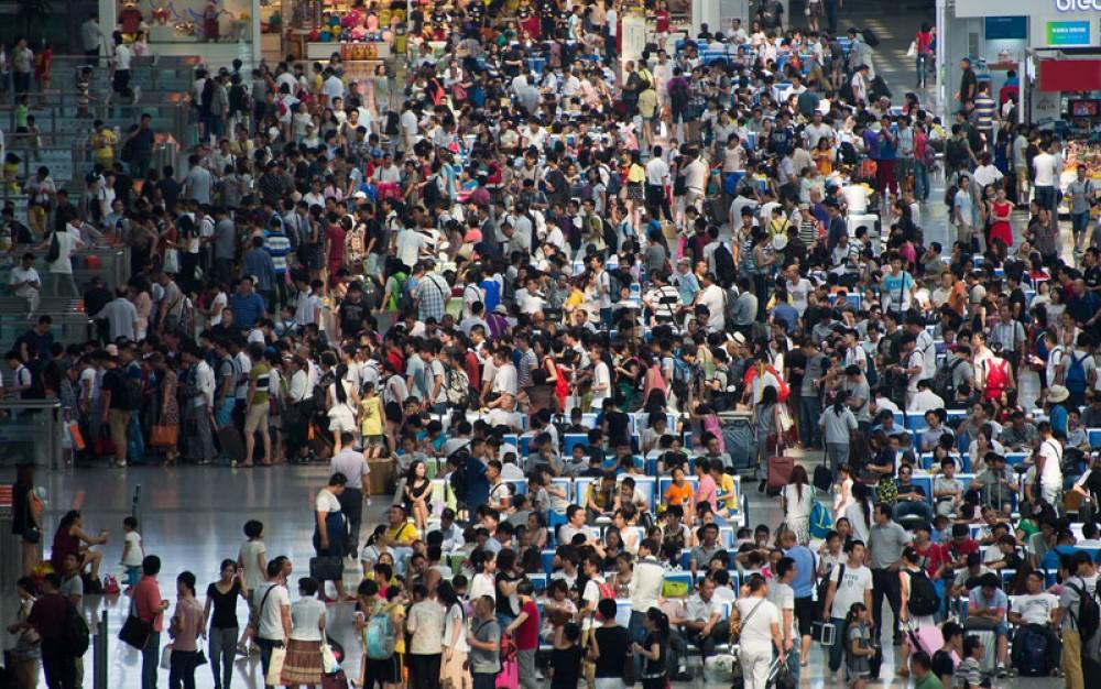 """Εκατομμύρια πολίτες στην Κίνα δεν μπόρεσαν να ταξιδέψουν λόγω """"κακής κοινωνικής βαθμολογίας""""!"""