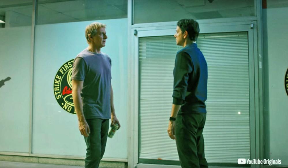 "Cobra Kai: Πρώτο trailer για τη δεύτερη σεζόν της ""αναβίωσης"" του Karate Kid"