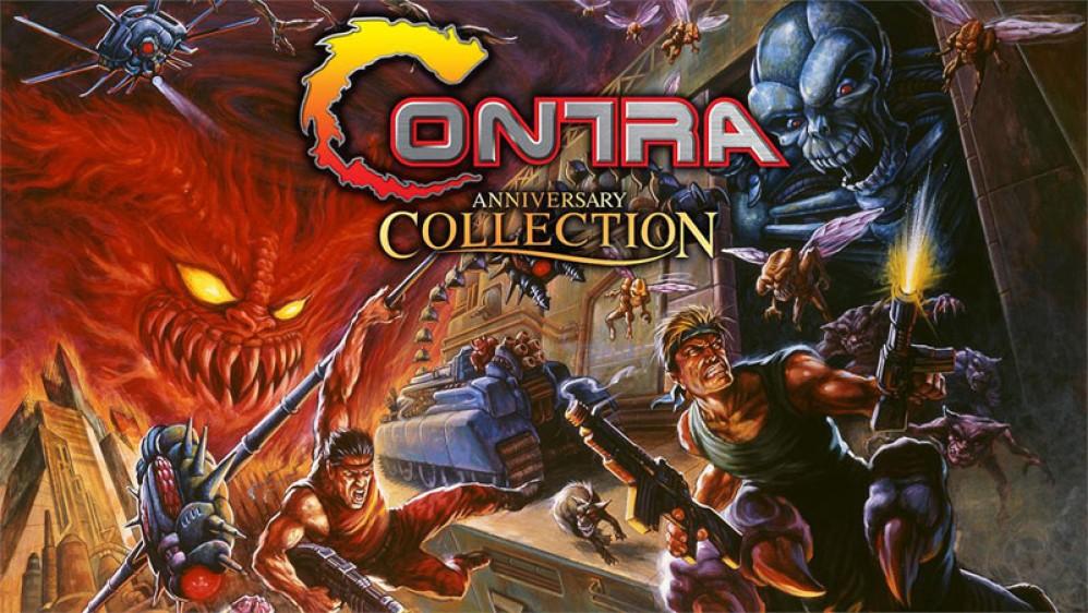 Contra Anniversary Collection: Η ανθολογία θα περιλαμβάνει όλους τους τίτλους της θρυλικής σειράς