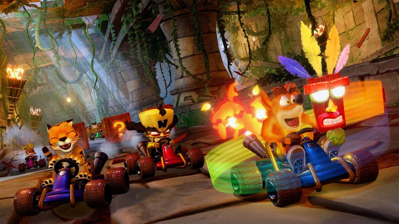 Crash Team Racing Nitro-Fueled: Επίσημα η remastered έκδοση του ιστορικού racing game