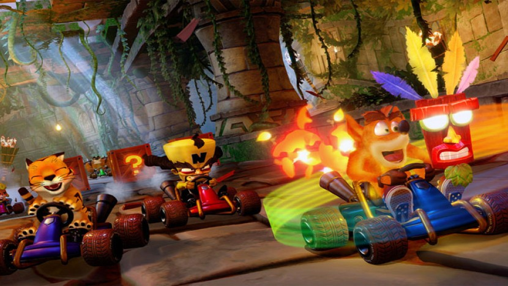 Crash Team Racing Nitro-Fueled: Επίσημα η remastered έκδοση του ιστορικού racing game