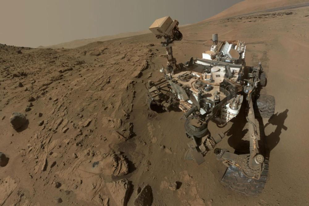 Το Curiosity rover ανίχνευσε μεθάνιο στον πλανήτη Άρη. Ένδειξη ζωής;