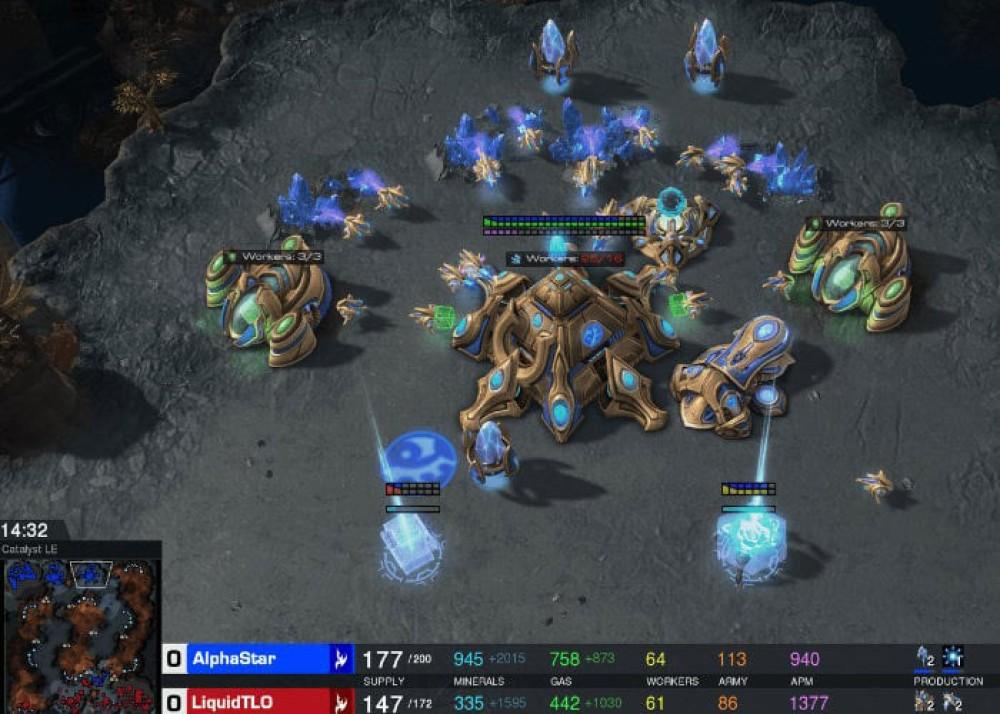 AlphaStar AI: Η Τεχνητή Νοημοσύνη κατατροπώνει επαγγελματίες παίκτες στο StarCraft II