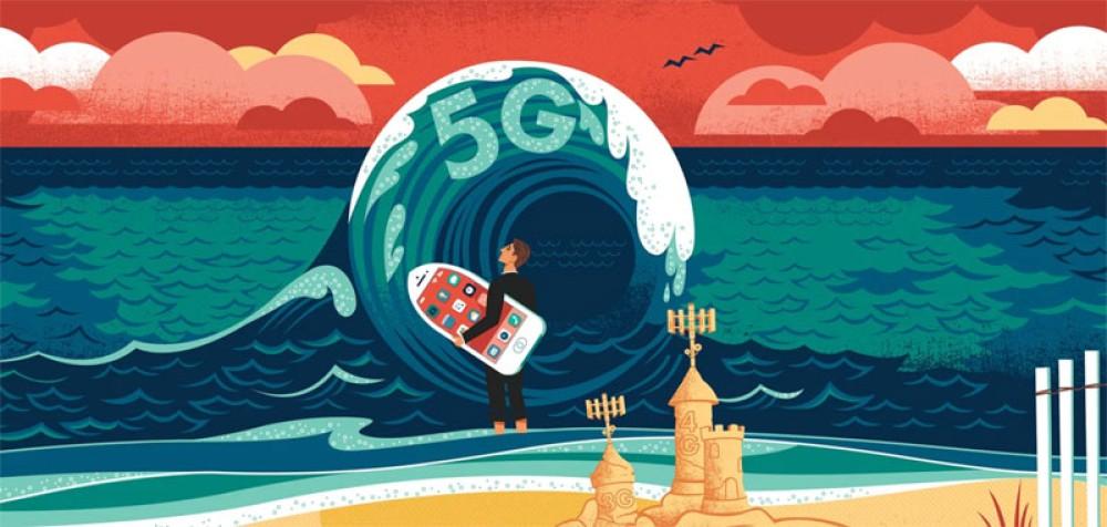 Δίκτυα 5G, «έξυπνα» ηχεία και Τεχνητή Νοημοσύνη βασισμένη σε cloud, αυξάνουν τη συνδεσιμότητα και τις δυνατότητες καινοτομίας