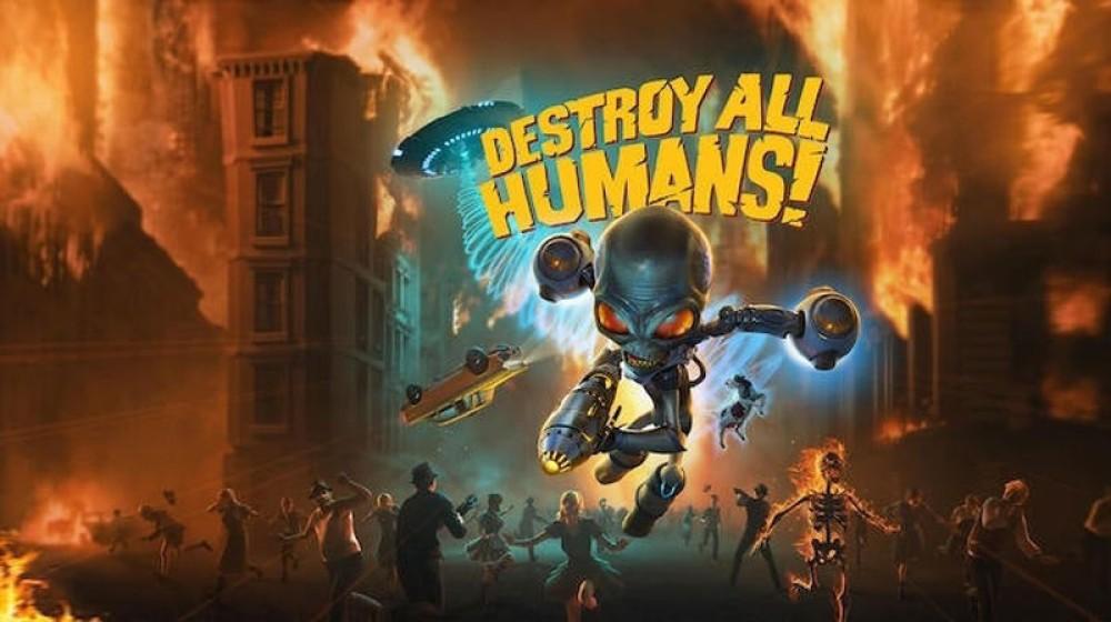 Destroy All Humans! Ανακοινώθηκε το remake, έρχεται το 2020 [Video]