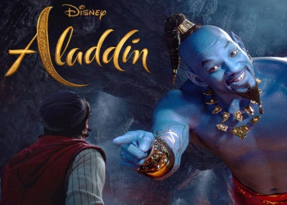 Aladdin: Δείτε το πρώτο full trailer για την live action ταινία της Disney