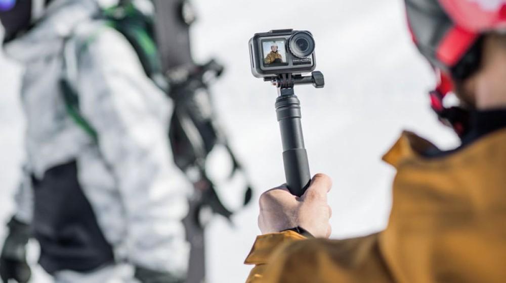 DJI Osmo Action: Αυτή είναι η νέα action κάμερα που θέλει να τα βάλει με τη GoPro
