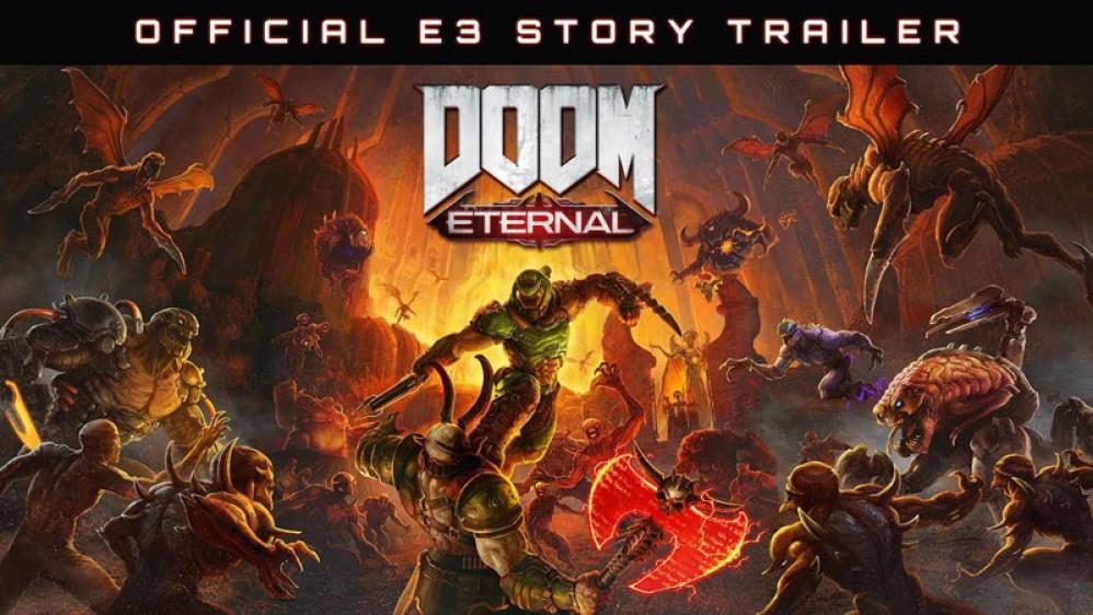 DOOM Eternal: Κυκλοφορεί στις 22 Νοεμβρίου με Battlemode multiplayer! [Videos]