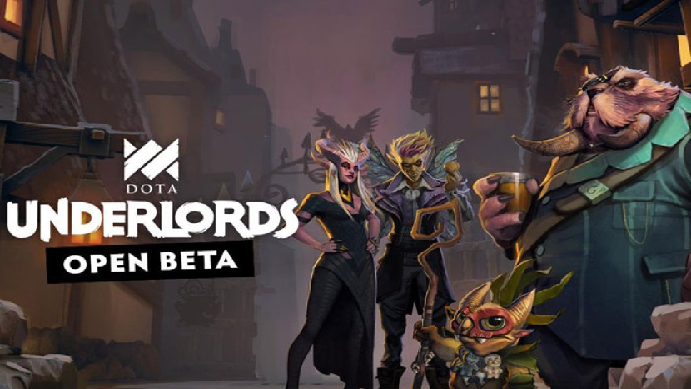 Dota Underlords: Διαθέσιμο σε open beta για Android και iOS