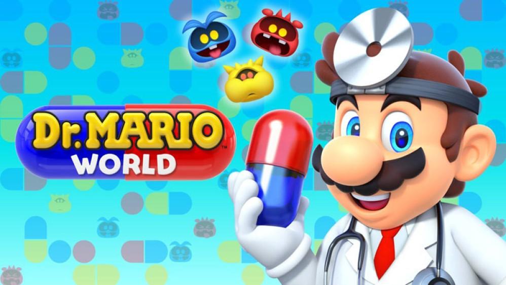 Dr. Mario World: Διαθέσιμο από σήμερα δωρεάν για Android και iOS [Video]