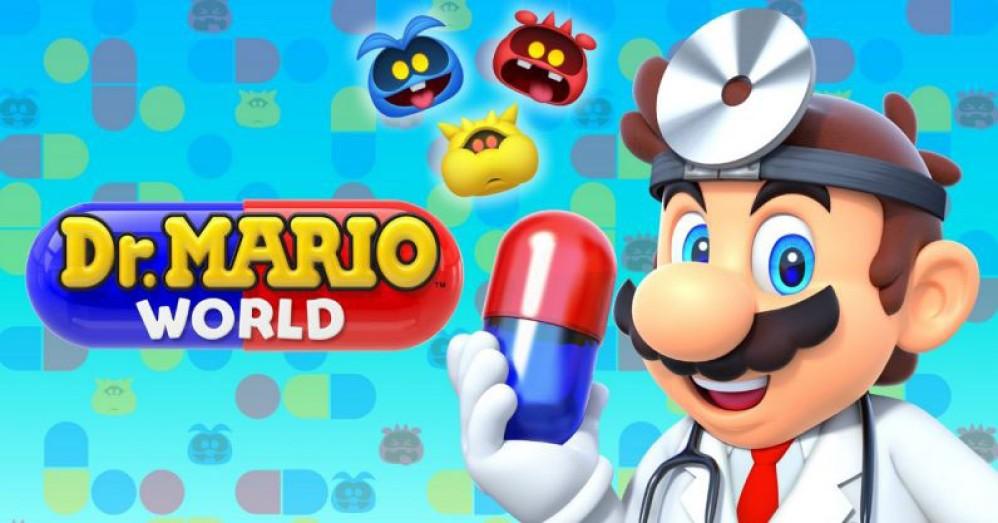 Dr. Mario World: Νέο trailer για το mobile game που έρχεται σε Android και iOS