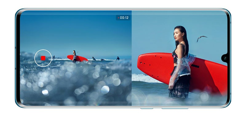 Dual-View: Η συναρπαστική λειτουργία διαθέσιμη για την  κάμερα των Huawei P30 και P30 Pro