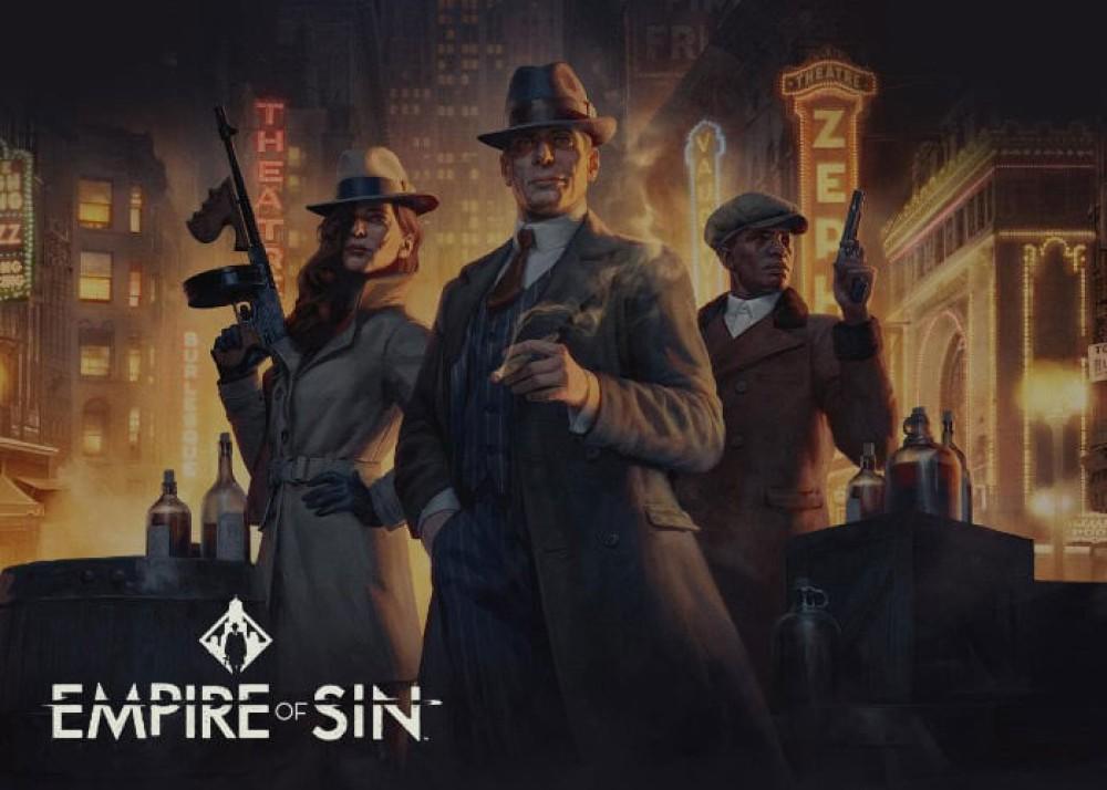Empire of Sin: Πρώτο gameplay trailer για το πολύ ενδιαφέρον μαφιόζικο game στρατηγικής