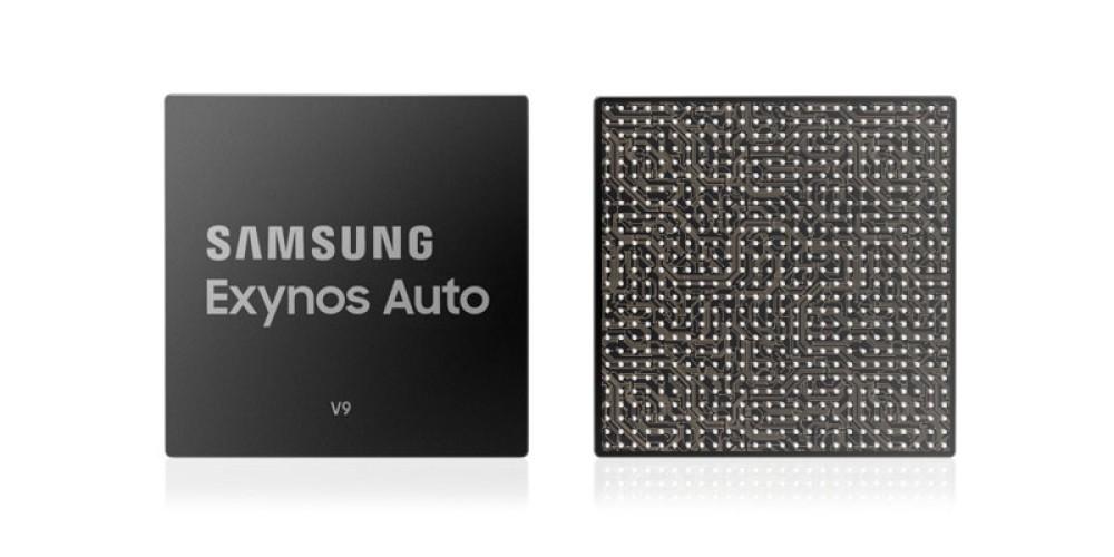 Samsung Exynos Auto V9: Ο πρώτος επεξεργαστής της εταιρείας για αυτοκίνητα