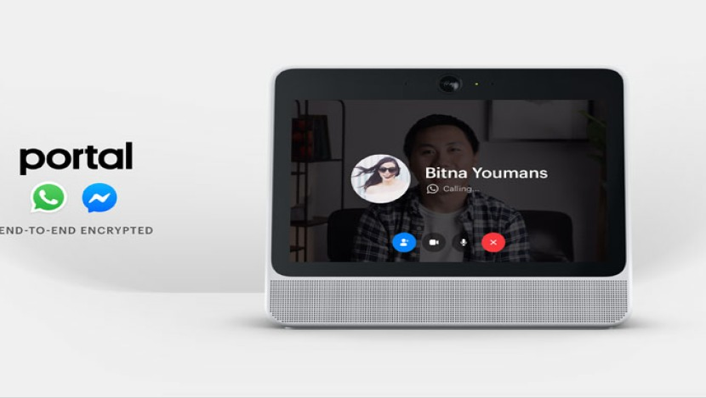 Facebook Portal: Υποστήριξη WhatsApp και κυκλοφορία σε όλο τον κόσμο