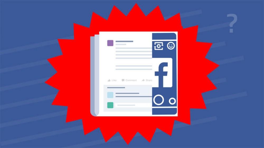 Η Facebook δοκιμάζει να μπερδέψει posts και Stories σε ένα περίεργο καρουζέλ