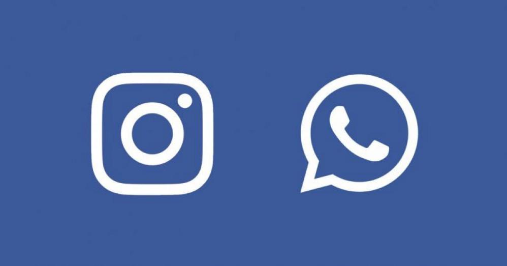 Η Facebook θα προσθέσει το όνομα της δίπλα στα νέα brands των Instagram και WhatsApp