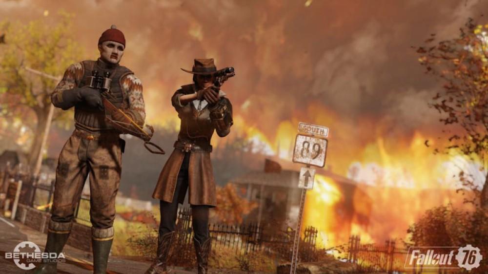 Fallout 76: Έρχεται δωρεάν αναβάθμιση και Battle Royale mode! [Videos]