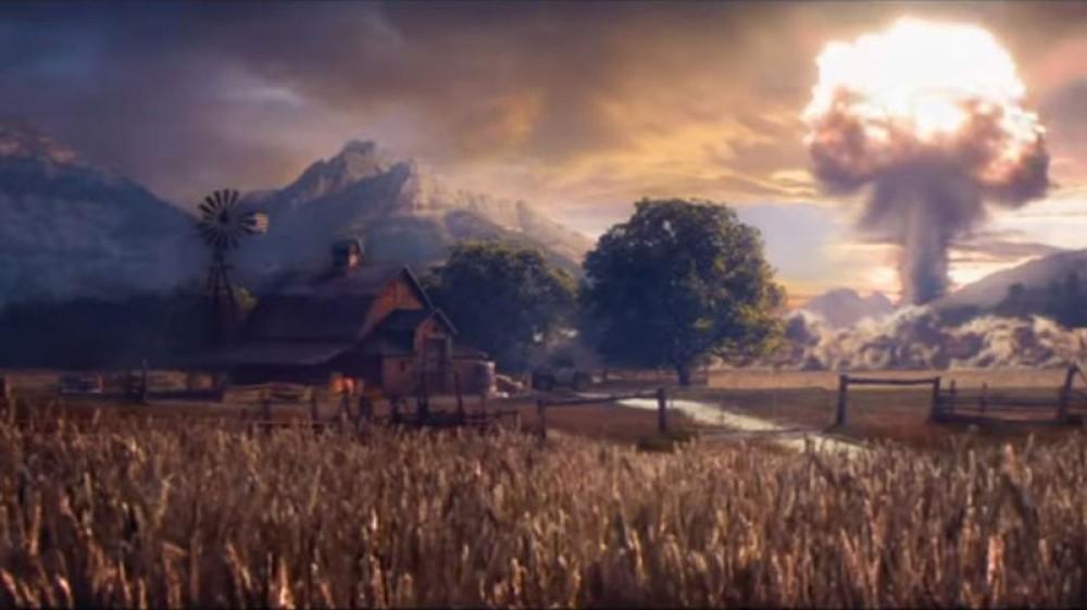 Teaser της Ubisoft για το επόμενο Far Cry με post-apocalyptic περιβάλλον!
