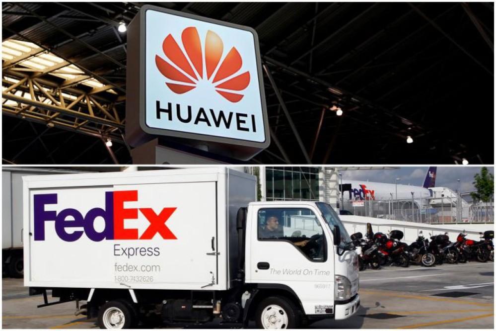 Η FedEx αρνήθηκε να παραδώσει δέμα της Huawei στις ΗΠΑ και στη συνέχεια απολογήθηκε...