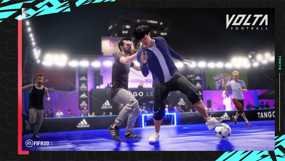 FIFA 20: Ανακοινώθηκε επίσημα με νέο Volta Mode, έρχεται στις 27 Σεπτεμβρίου