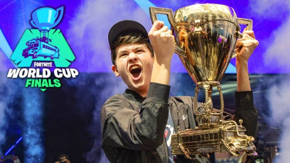 16χρονος κέρδισε $3 εκατ. στο Fortnite World Cup!
