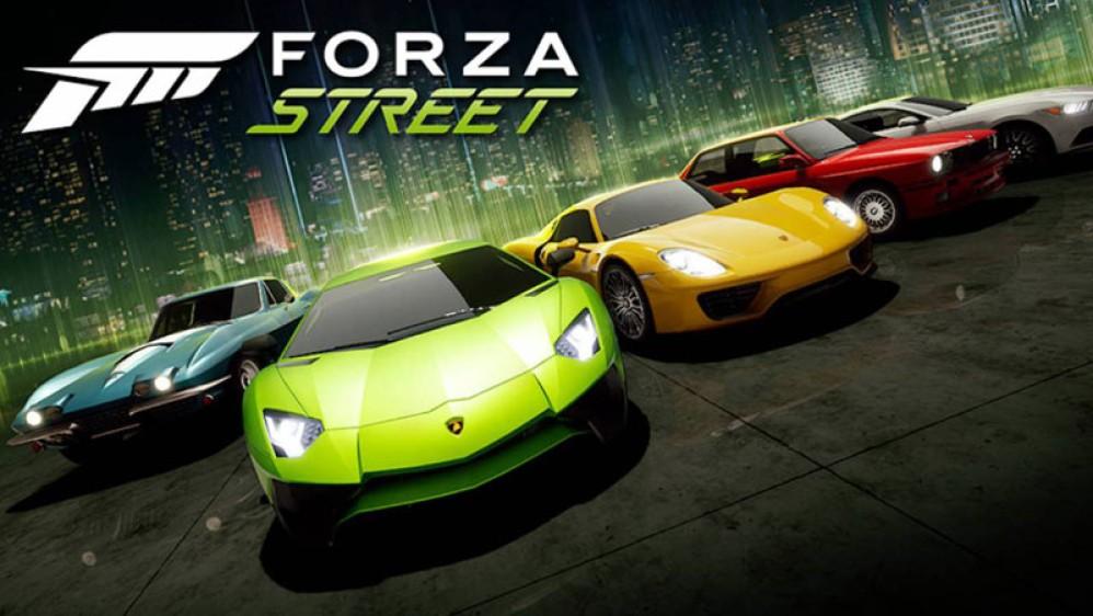 Forza Street: Νέο δωρεάν racing game για Windows PC, σύντομα σε Android και iOS