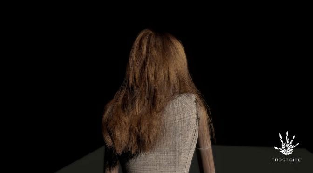 Η νέα έκδοση της gaming engine Frostbite μας δείχνει απόλυτα αληθοφανή μαλλιά