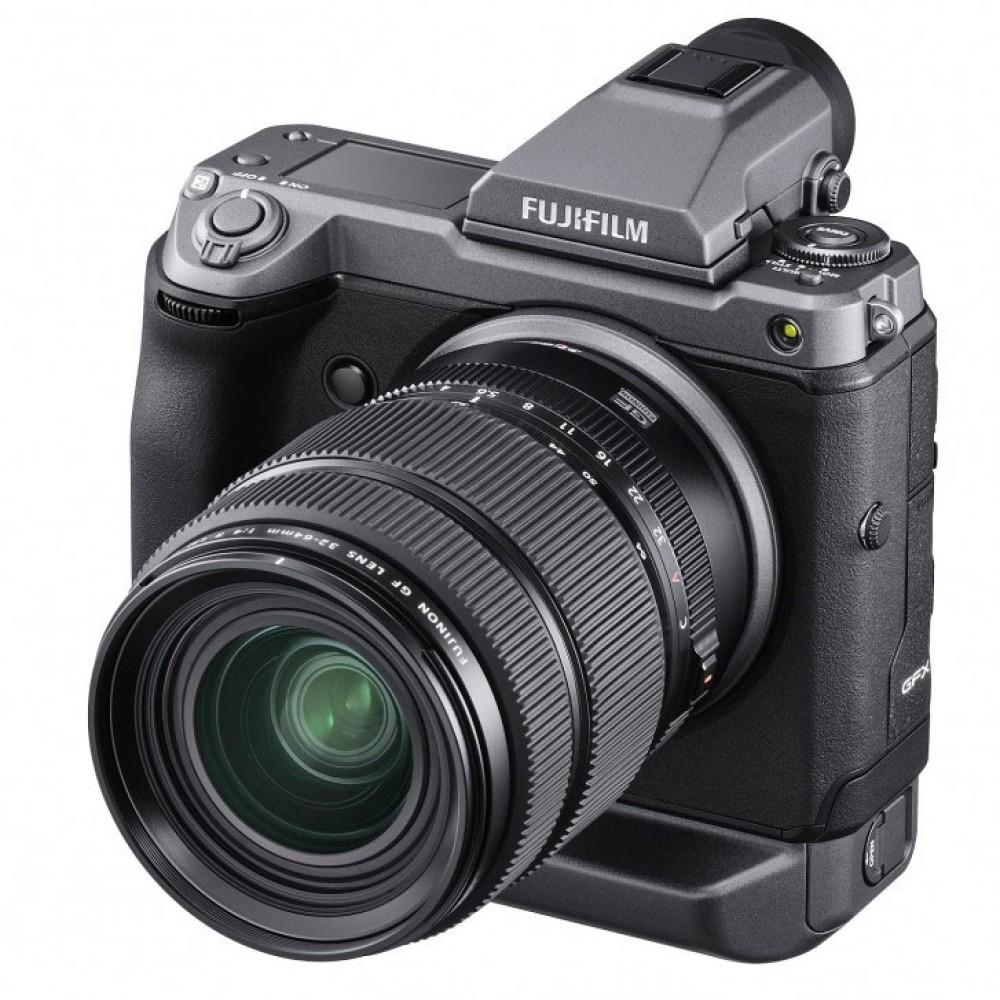 Fujifilm GFX100: Η νέα medium format κάμερα με αισθητήρα 102MP