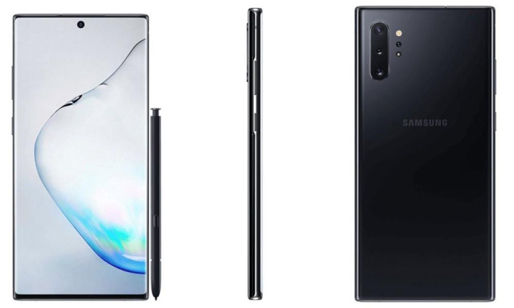 Samsung Galaxy Note 10: Η βασική έκδοση με 256GB αποθηκευτικό χώρο στα €999;