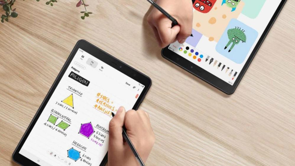 Samsung Galaxy Tab A Plus (2019): Επίσημα με οθόνη 8.0'' FHD και γραφίδα S Pen