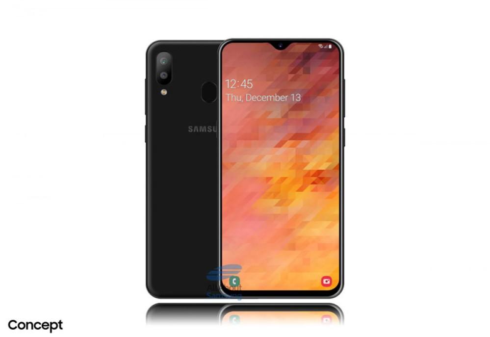 Samsung Galaxy M30: Νέο mid-range με τριπλή κάμερα και notch-σταγόνα;