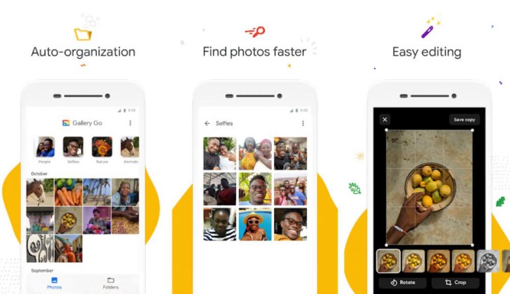 "Gallery Go: Αυτό είναι το ""ελαφρύ"" Google Photos για συσκευές Android και λειτουργεί offline!"