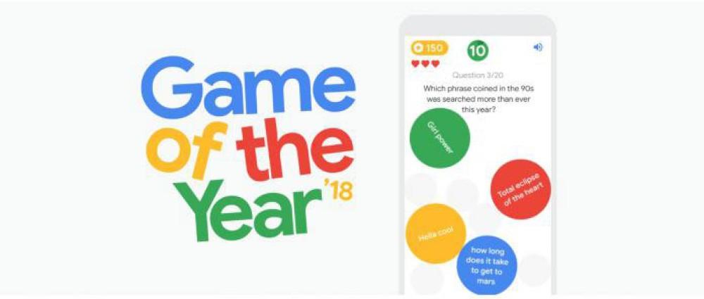 Game of the Year: Δοκίμασε τις γνώσεις σου στο κουίζ της Google