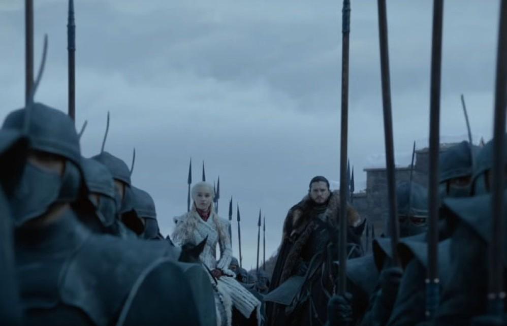 Game of Thrones: Αυτή είναι η διάρκεια κάθε επεισοδίου και video για το πολύπλοκο μακιγιάζ των ηθοποιών