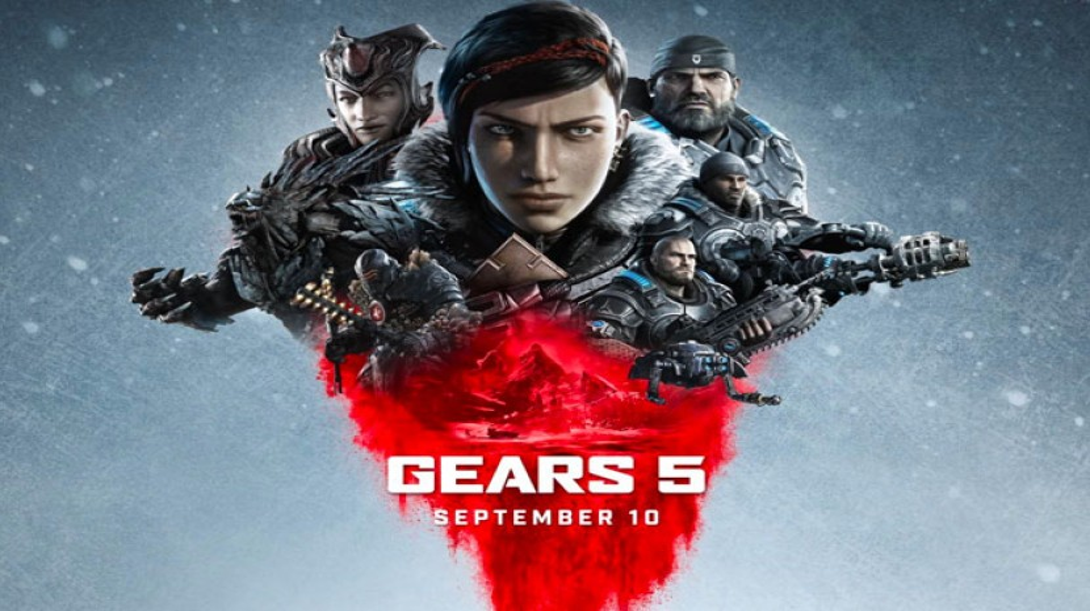 Gears 5: Ημερομηνία κυκλοφορίας και playable ο Terminator! [Videos]