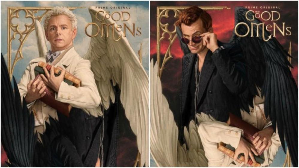 Good Omens: Η νέα σειρά από τον συγγραφέα του American Gods με δυνατό καστ