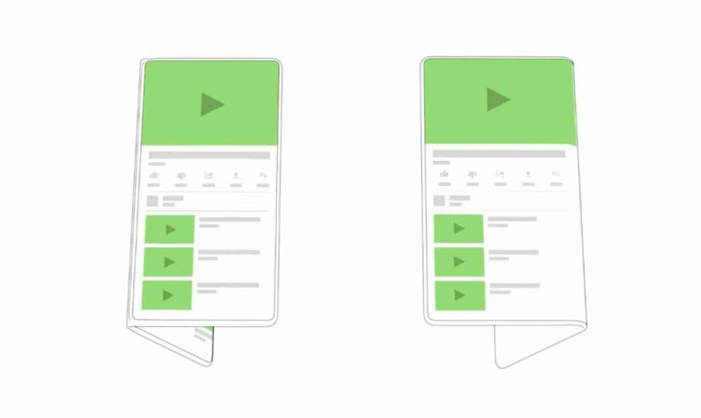 Η Google πειραματίζεται με αναδιπλούμενα smartphones αλλά δεν θα τα δούμε σύντομα