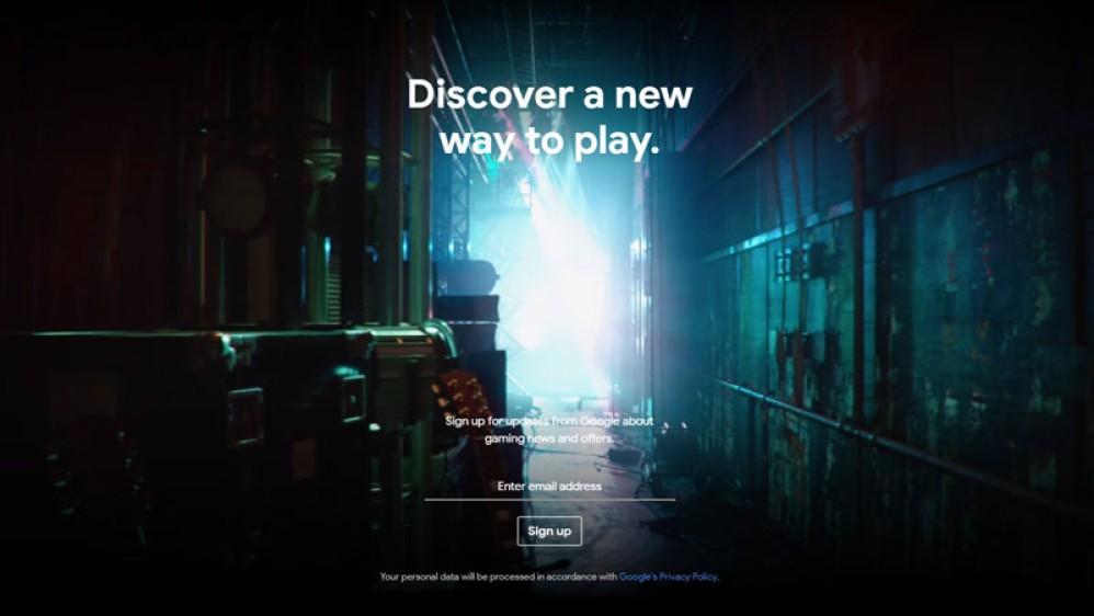 Η Google μας προσκαλεί να ανακαλύψουμε έναν νέο τρόπο για να παίζουμε video games