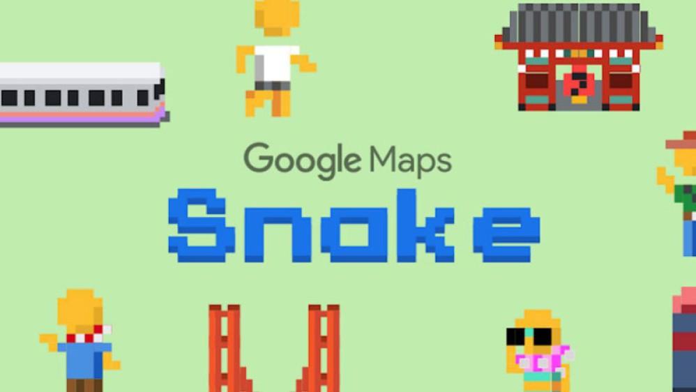 Παίξε Φιδάκι στην υπηρεσία Google Maps!