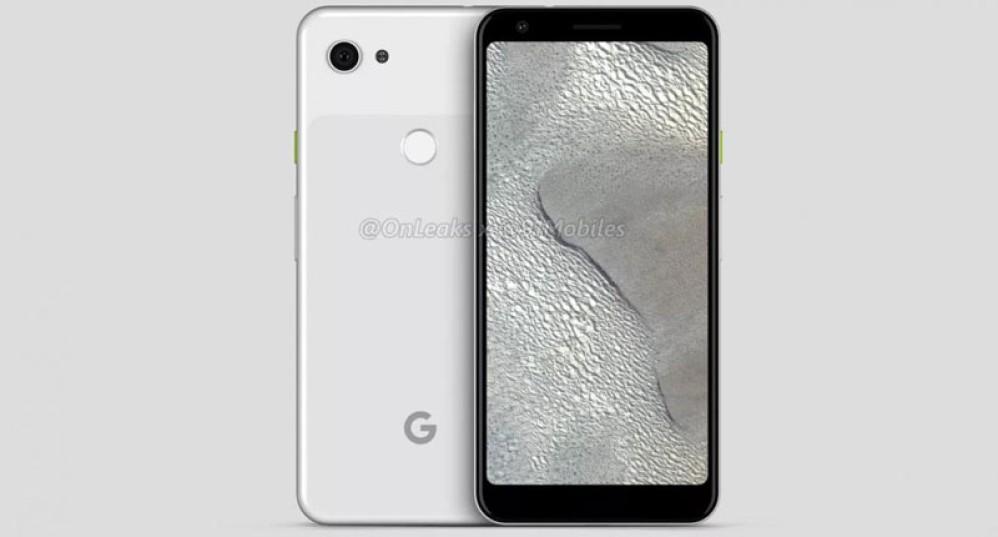 Google Pixel 3 Lite: Διαρροή renders και video 360º για το νέο μοντέλο