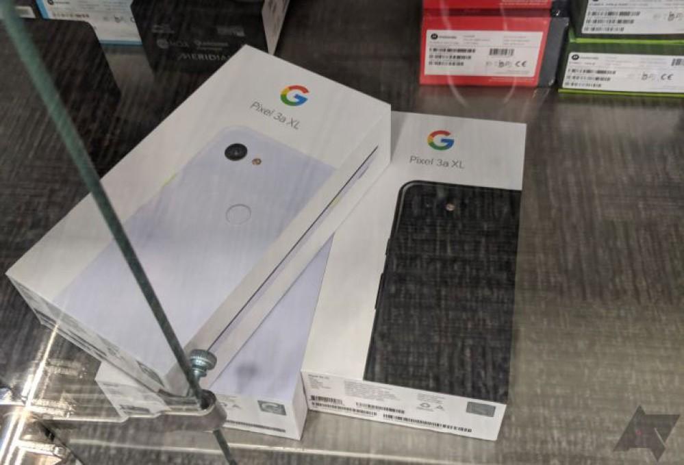 Google Pixel 3a XL: Εμφανίστηκε σε κατάστημα Best Buy λίγες ημέρες πριν την επίσημη παρουσίαση του