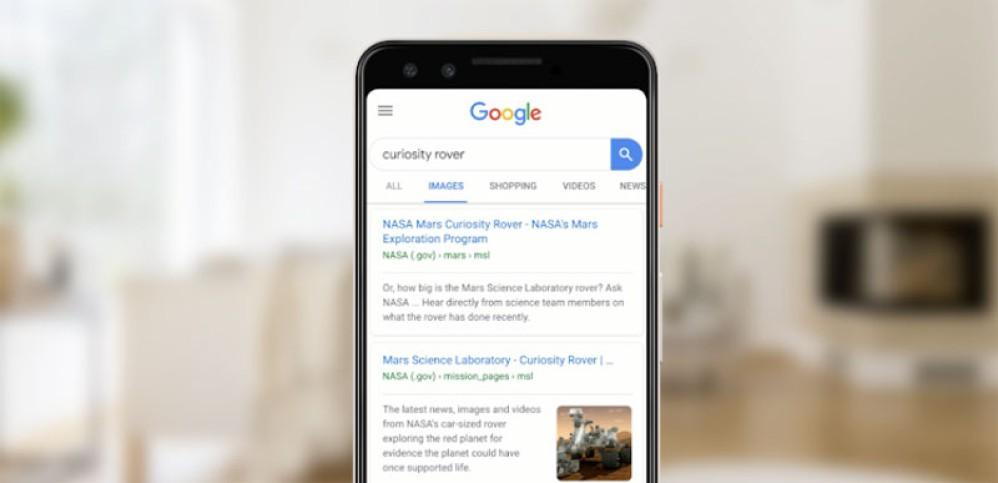 Google Search και Google Lens ενισχύονται με νέες AR λειτουργίες