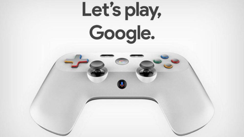 Πατέντα της Google αποκαλύπτει το τηλεχειριστήριο του Project Stream