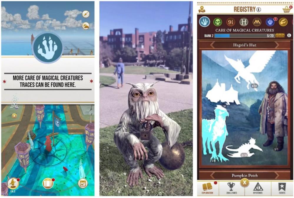 Harry Potter: Wizards Unite, το νέο AR game σε στυλ Pokemon Go διαθέσιμο από 21 Ιουνίου!