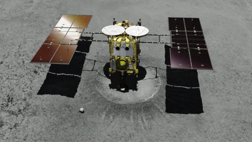 Hayabusa2: Τεράστιο επίτευγμα, καθώς συνέλεξε δείγματα από τον αστεροειδή Ryugu