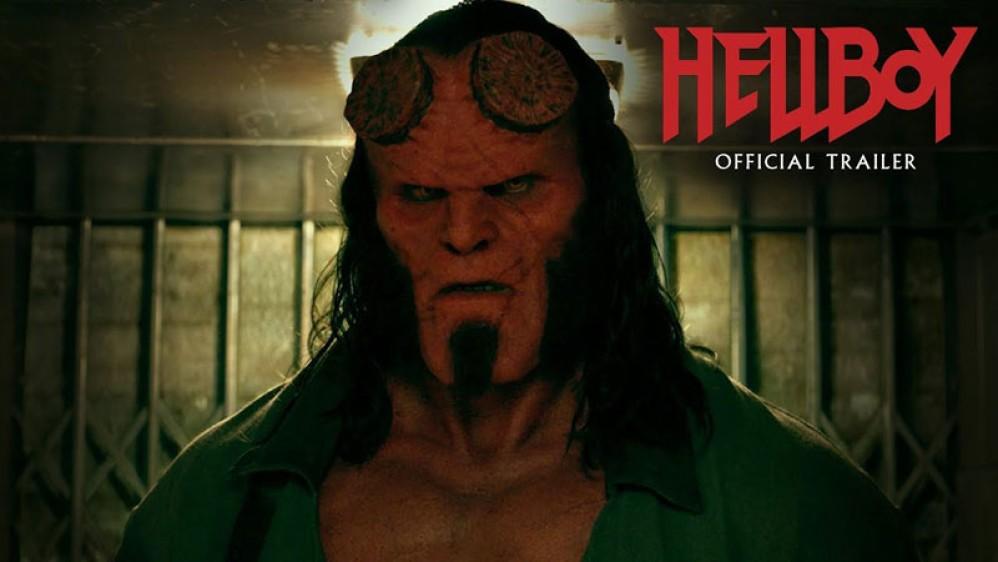 Hellboy: Επιστρέφει στις 12 Απριλίου με πολύ αγριότητα