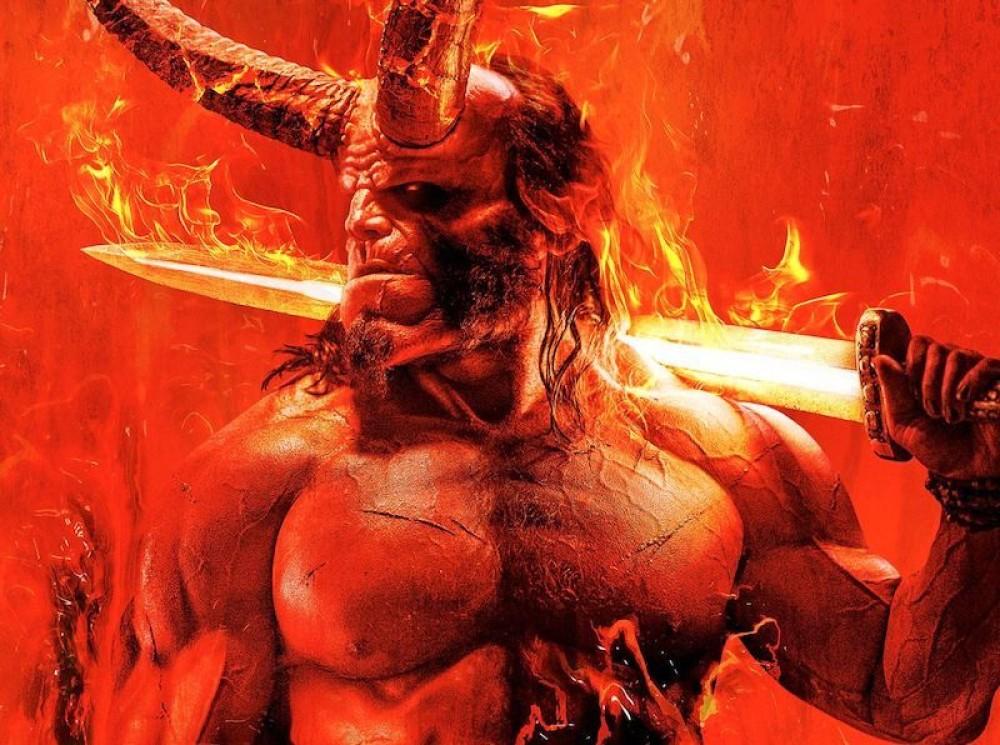 Hellboy (2019): Δυνατό franchise reboot για τον ήρωα της Κόλασης